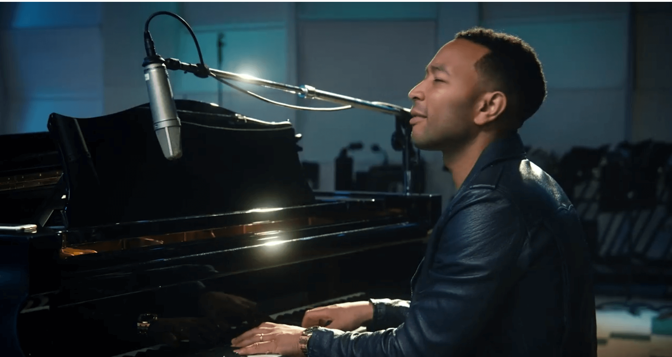 Cisco Spark connects John Legend  to Music Apprentices